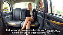 Big ass blonde anal banged in fake taxi Thumbnail