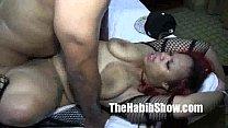 big booty snicka gangbanged by bbc p2 Thumbnail