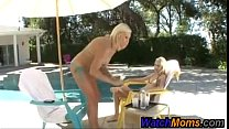 Blonde Milf Seduces Stepdaughter   Redtube Free MILF Porn Videos, Lesbian Movies   Teens Clips