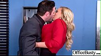 Busty Office Girl (Olivia Austin) Get Hardcore Action Bang vid-25 Thumbnail