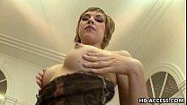 Horny Laura gives a brilliant POV blowjob