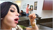 BANGBROS - Latina Kitty Caprice Can't Get No Sa...