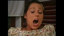 Young cleaning lady brutally banged by rough fa...