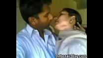 Hot mouth kissing to his bhabhi Thumbnail