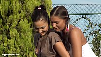 Holes In One - Lesbian action on the golf course by Sapphic Erotica