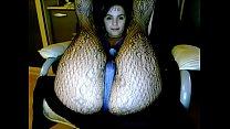 babe sexydea masturbating on live webcam