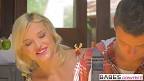 Babes - Elegant Anal - (ZazieSkymm) - Carpente... Thumbnail