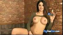 Pornstar using dildos on XXX cam at TryLiveCam.com