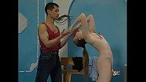 Petite balerina teen gets a taste of bdsm. Bdsm...