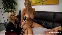Vanessa Cage in Step daughter gets fuck by daddy Thumbnail