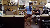 XXX PAWN - Juicy Latin Police Officer No Speaky...