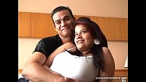 Colombianos en una prueba porno