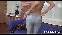 Agent tests teen's snatch