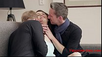 Young timea bela owning two boys at once