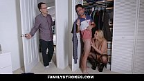 FamilyStrokes - Fucking My Hot Step-Mom For Her Birthday Thumbnail