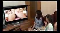 JAPAN GIRLS WATCHING PORN LESBIAN Thumbnail
