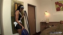 Abbie Is Playing The Filthy Maid Today - niceassvideosx.com