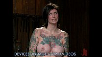 Tattooed Busty Babe Punished Thumbnail