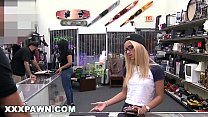 XXXPAWN - Uma Jolie Paying Dues To Get Her Ring...