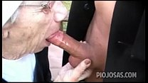 wet fucking old