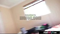 Real Hot GF Performing Amazing Sex On Tape clip-13