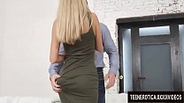 Amorous Babe Katrin Tequila and Her Boss Engage... Thumbnail