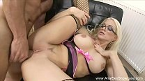 Anal Blonde From France Voila