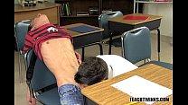 Twinks at school Thumbnail