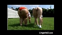 BBWs With Massive Booty Compilation