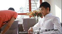 หนุ่มจีนหุ่นดีเจอหัวหน้าพามาโม็คควยเสร็จแล้วจัดยัดตูดกันมิดด้ามเสียวเงี่ยนกระจาย