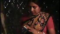 indian village woman