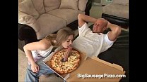 sunny lane loves pizza