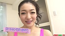 Ryu Enami mind blowing POV sex play at home - M...