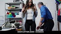 ShopLyfter - Hot Latin Teen Shoplifter Caught A...
