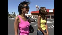 Tinys Black Adventures Threesome with Hydie and...