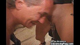 Transgender Bitch Electro TizORTURE Pain Slut