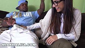 MIAKHALIFA Mia Khalifa Tries A Big Black Dick And Likes It mk