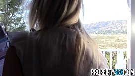 Prope ex Housewarming gift dee oat and sex from hot real estate agent