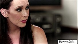 Gorgeous women MILF Rayveness and Jenna acknowledges lesbo sex