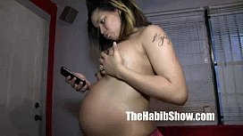 pregnant ghetto yella boned getting fucked and nutted