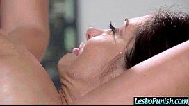 Nasty Lesbians avakeisha Play Hard Punish Games On Cam Using Dildos clip