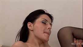 Hot and sweated romanian MILF gets nailed