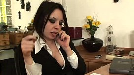 Perverse head office fucked in a job interview