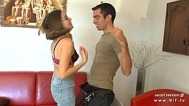 st time anal casting couch of a pretty french teen creamed
