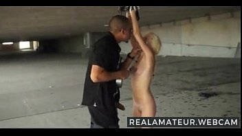 Tiny Cute Blonde Tied up and Fucked More at www.realamateur.webcam thumbnail