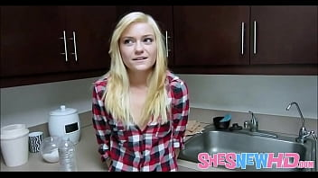 Young Tiny Blonde Teen Chloe Foster Debut Porn