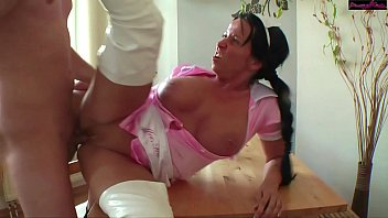 Housekeeper Having Sex With The Masters Minor Son