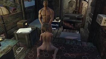 Fallout 4 fishing dock ft nate amp nora...