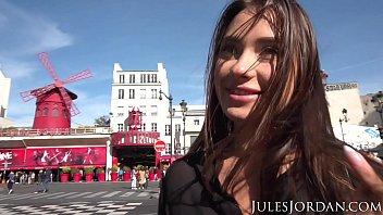 Jules Jordan - Busty European Babe Liya Silver