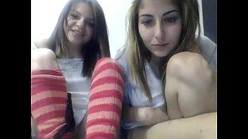 Sisters Naughty Play On Hotcam4.com